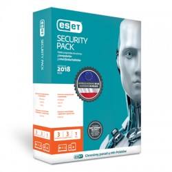 ESET Security Pack na 3 lata