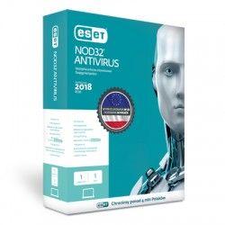 ESET NOD32 9 Antivirus 1 stanowisko na 3 lata