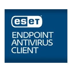 ESET Endpoint Antivirus NOD32 na 1 rok - 5 stanowisk