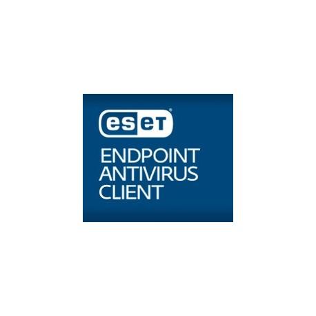 ESET Endpoint Antivirus NOD32 na 1 rok - 10 stanowisk